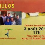 Concert Blanc-Mesnil