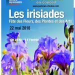 Les Irisiades mai 2016