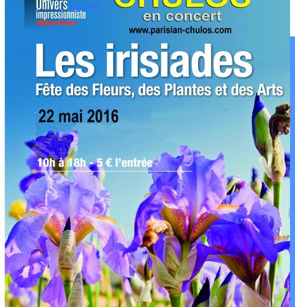 Les Irisiades 2016